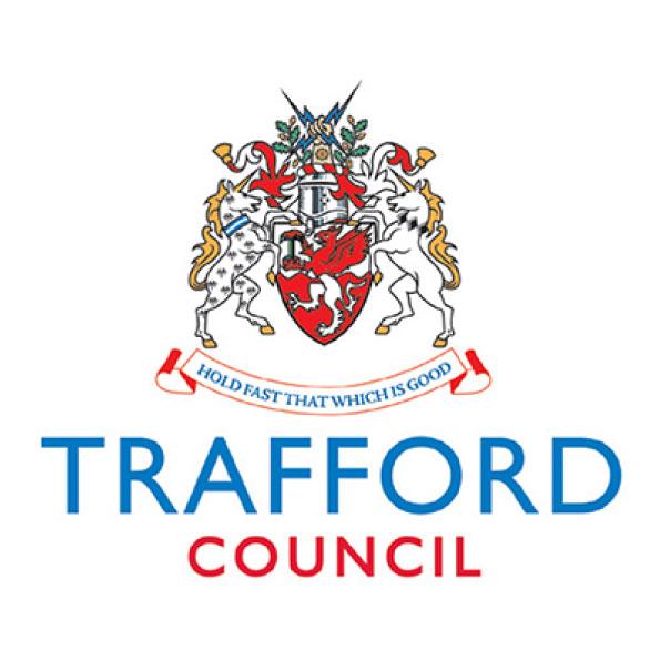 trafford council signage